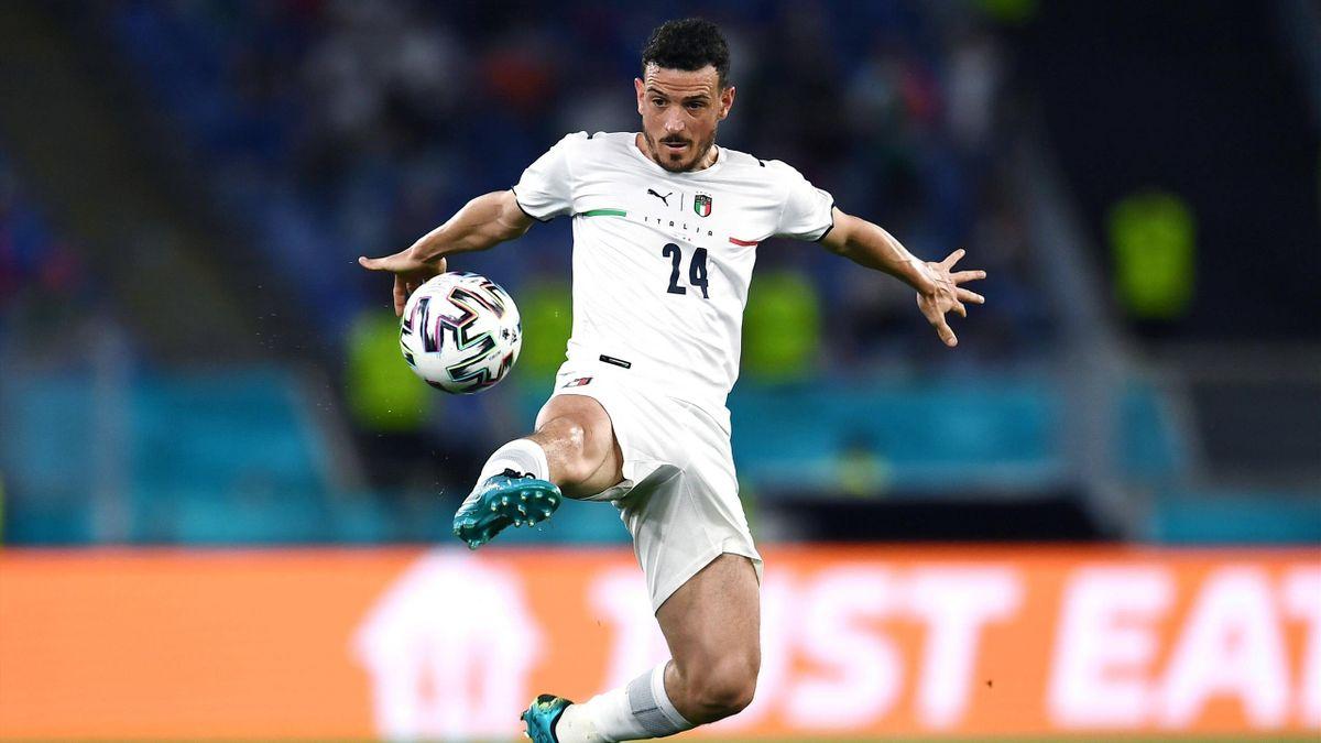 Fehlt Italien verletzungsbedingt gegen die Schweiz: Alessandro Florenzi