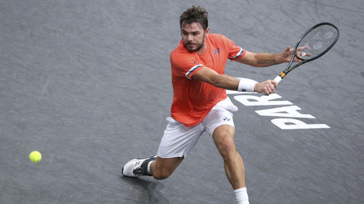 Stan Wawrinka (ATP Masters Paris)