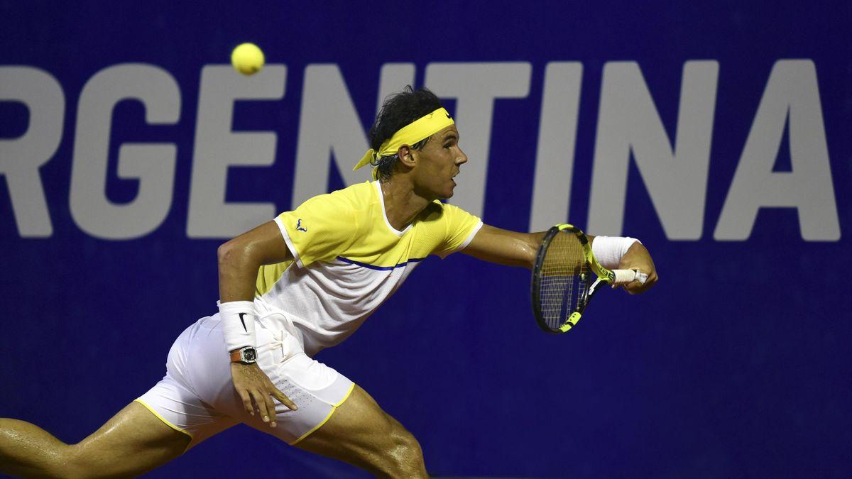 Rafael Nadal - Buenos Aires 2016