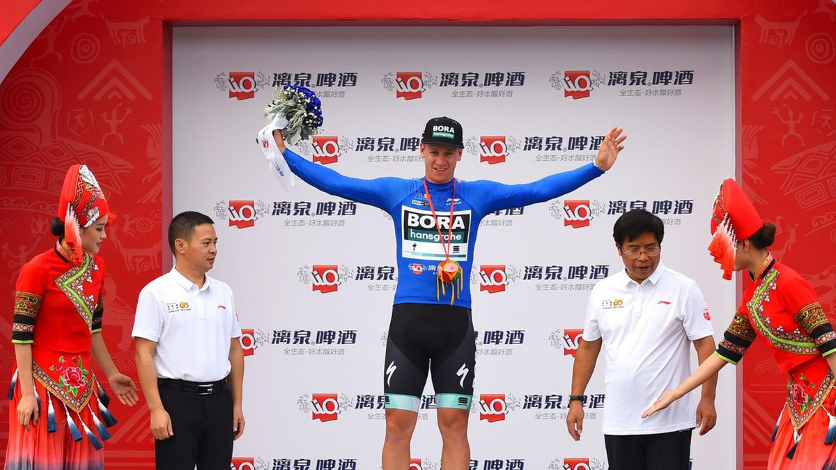 Pascal Ackermann, Tour of Guangxi 2019 | © BORA - hansgrohe / Bettiniphoto