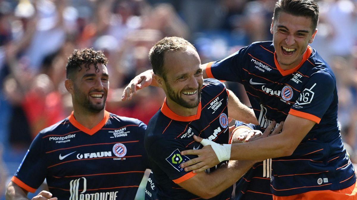 Valère Germain buteur pour son premier match sous les couleurs de Montpellier