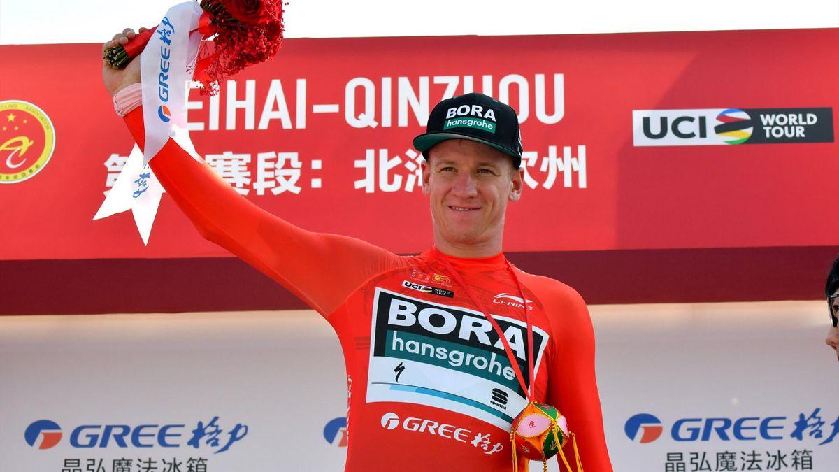 Pascal Ackermann - Tour of Guangxi 2019 | Photo Credit: BORA - hansgrohe / Bettiniphoto