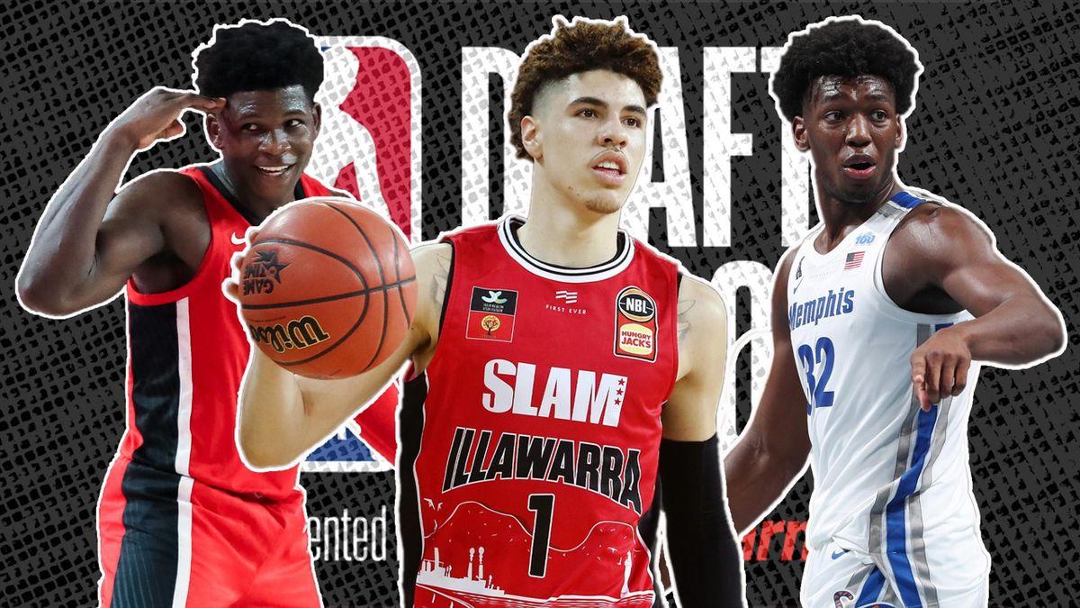 NBA Draft 2020: Anthony Edwards, LaMelo Ball, James Wiseman