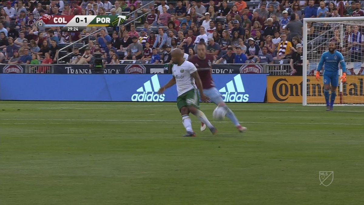 MLS: Fantastic goal Armenteros