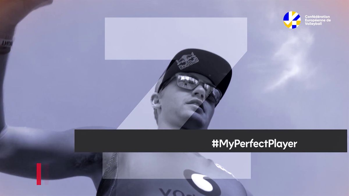 Sponsored - volleyball: My Perfect Player #1 - Christian Sorum
