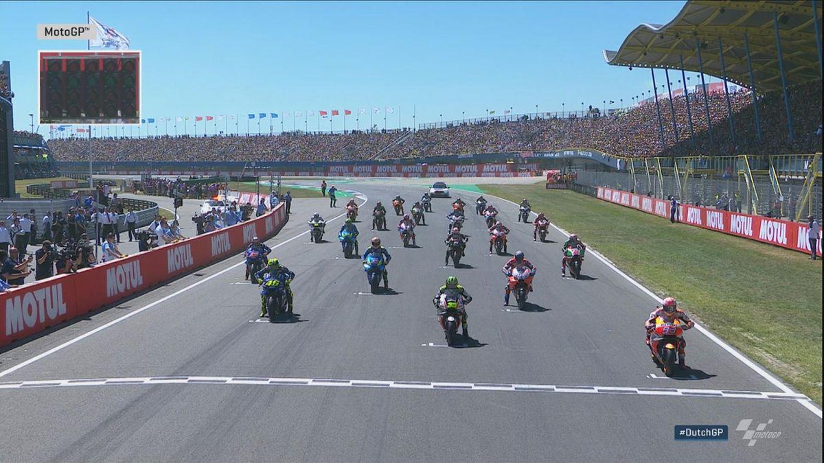 MotoGP - Start Race