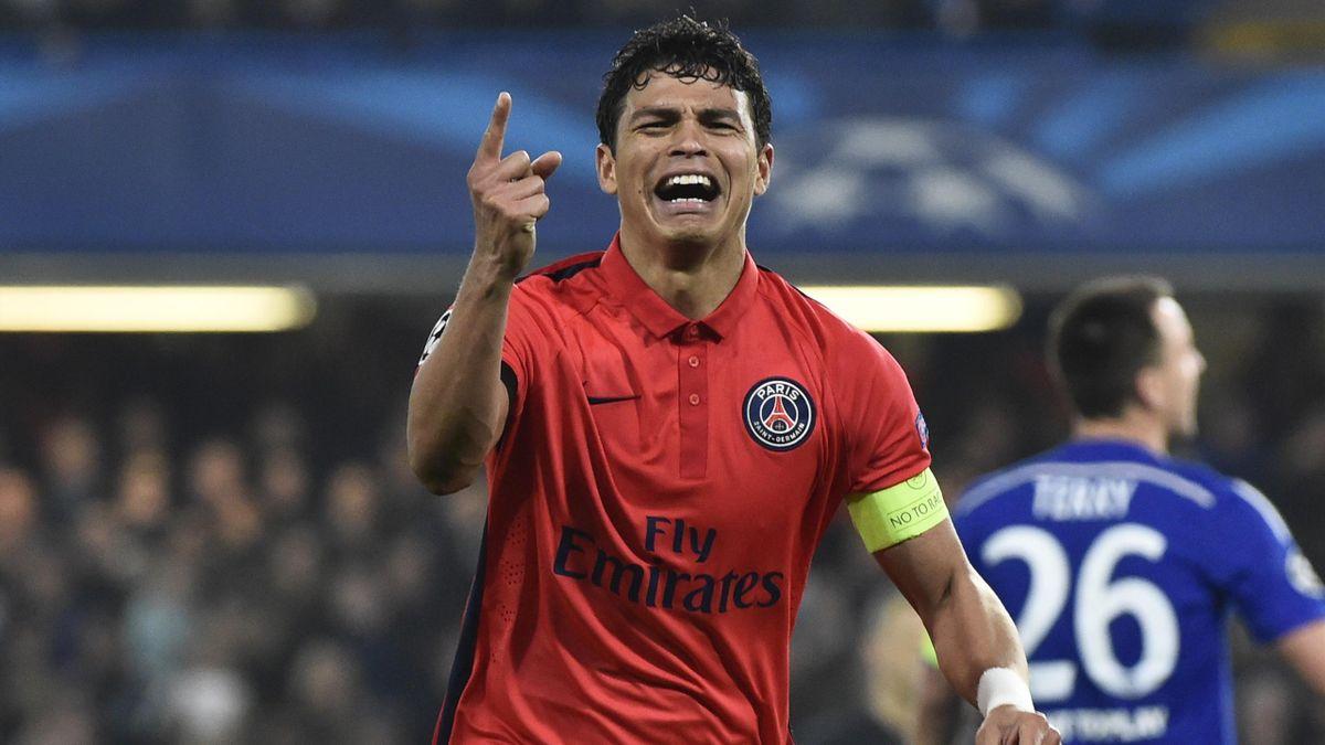Chelsea crash out to 10-man PSG - Eurosport