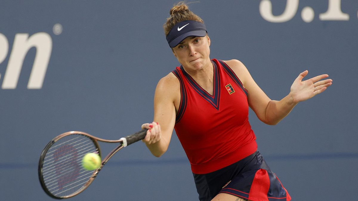 Elina Svitolina | Tennis | US Open 2021 | ESP Player Feature