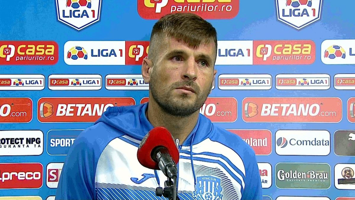 Ovidiu Mihalache. Captură: Digi Sport