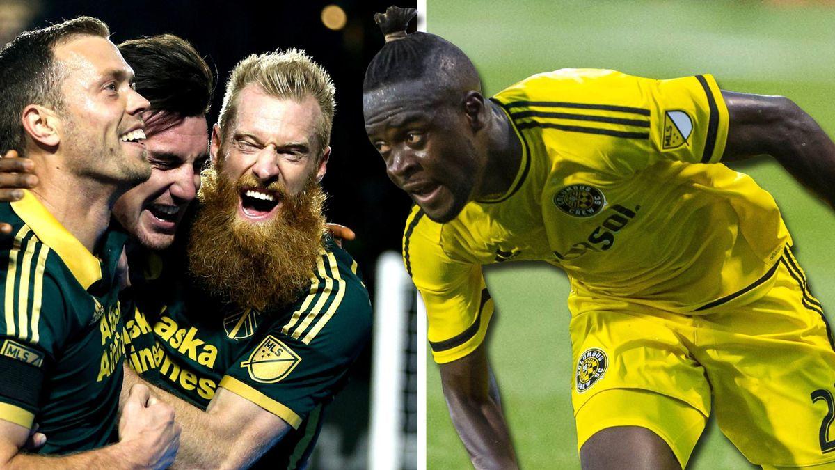Finale in der Major Leaue Soccer: Portland contra Columbus