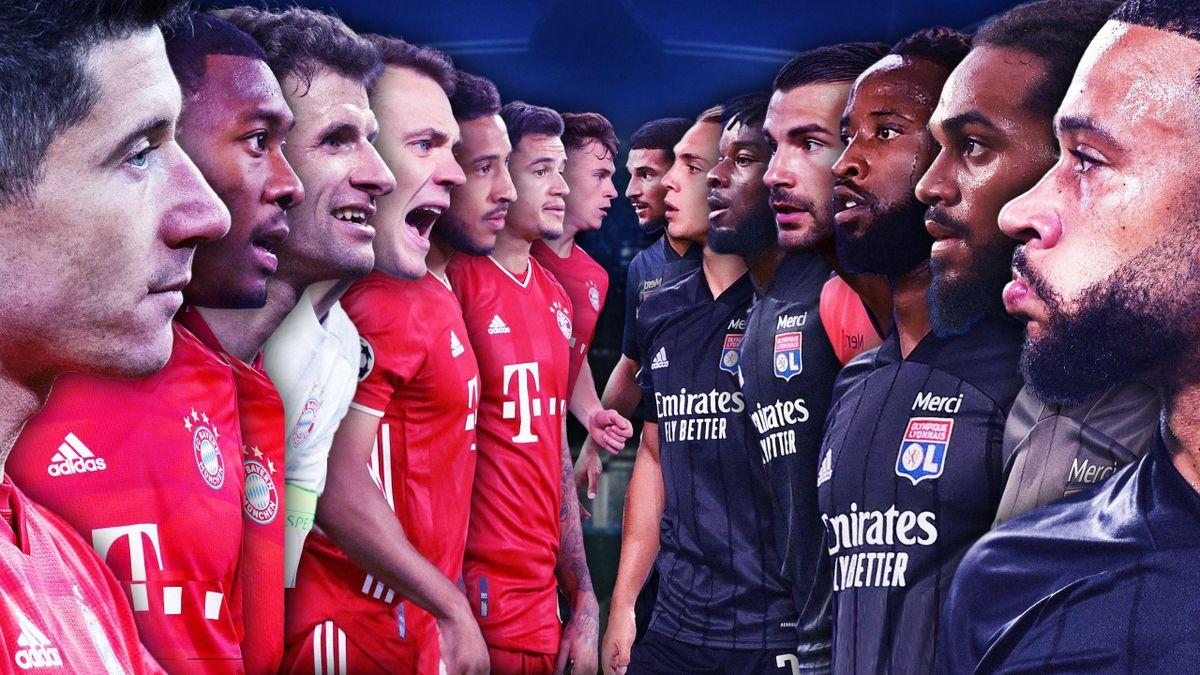 Bayern versus OL - Le modèle allemand suivi par le club français