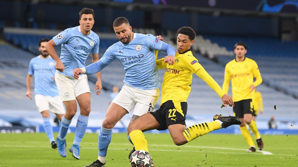 Manchester City vs. Borussia Dortmund