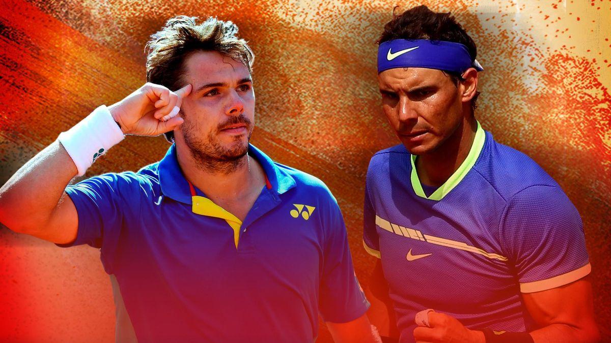 Stan Wawrinka ou Rafael Nadal : A qui le titre 2017 de Roland-Garros ?