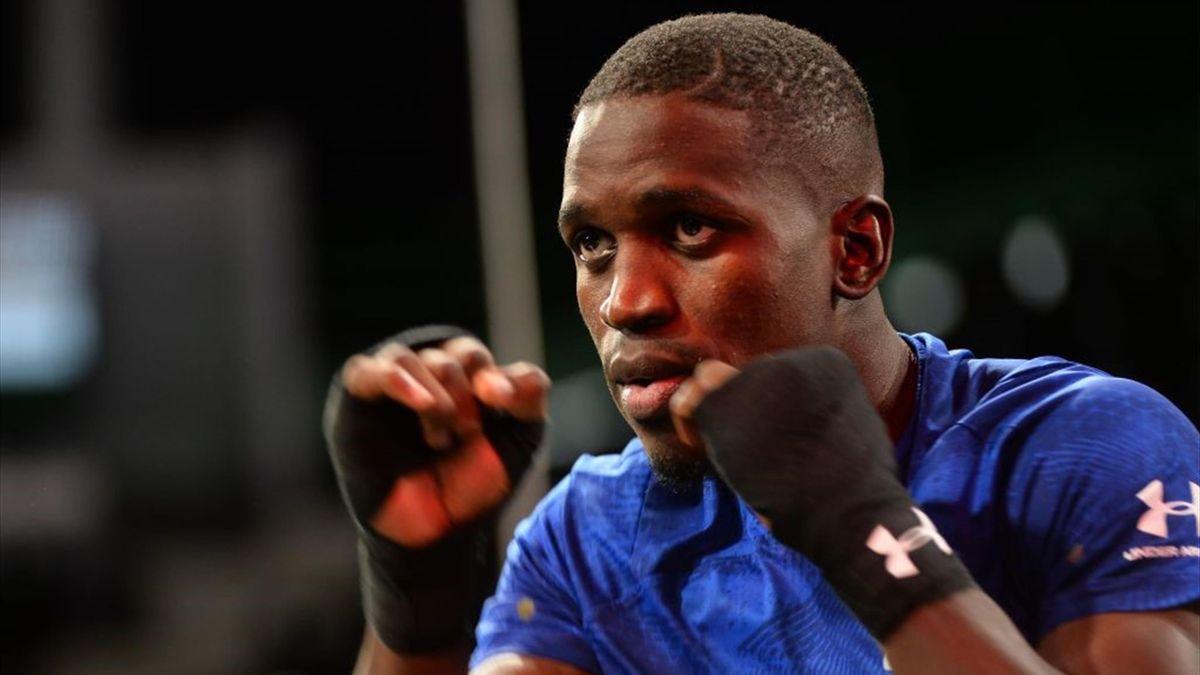 Souleymane Cissokho le 25 septembre 2019 à Nantes