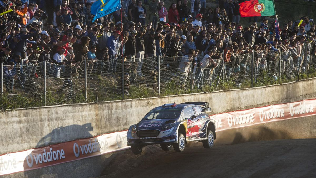 Sebastien Ogier, Rally Portugal