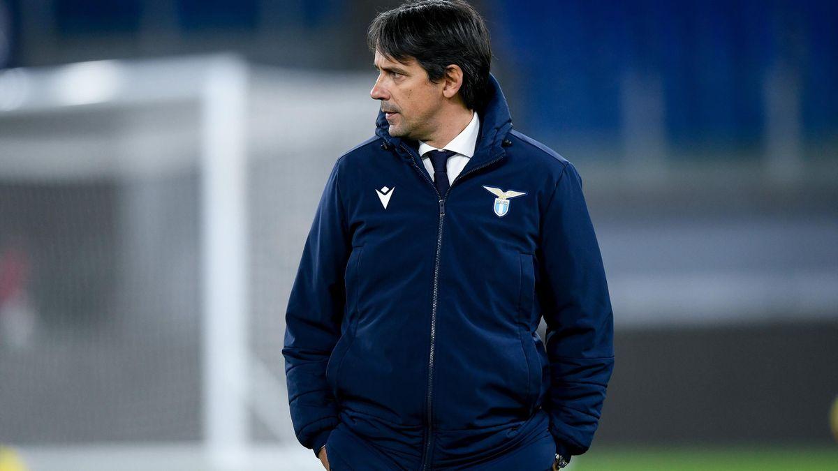 Simone Inzaghi, Lazio-Roma
