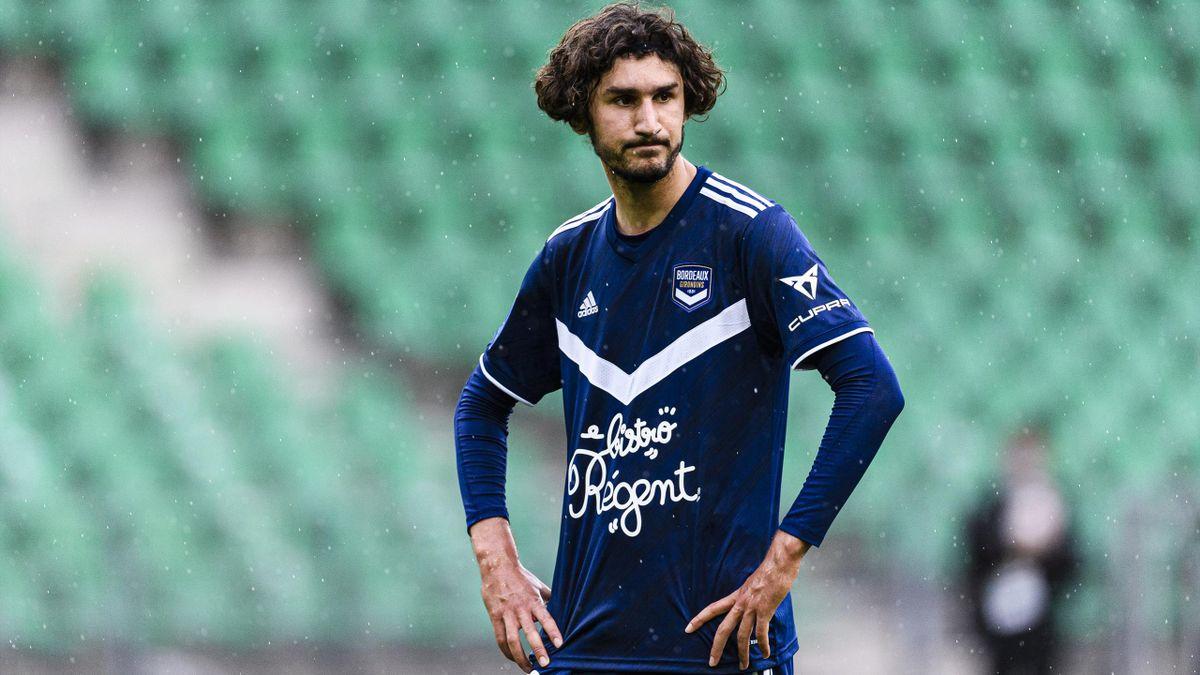 Yacine Adli (Girondins de Bordeaux), a conscience des difficultés de son club