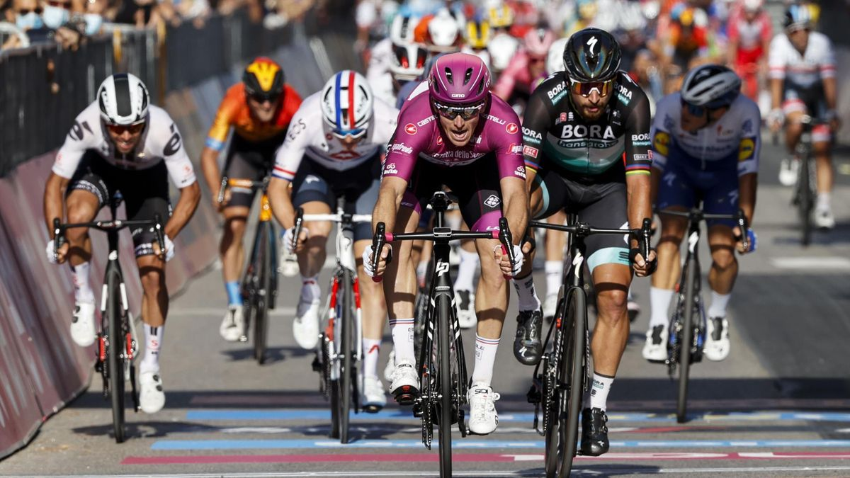 Arnaud Demare wint 7e etappe