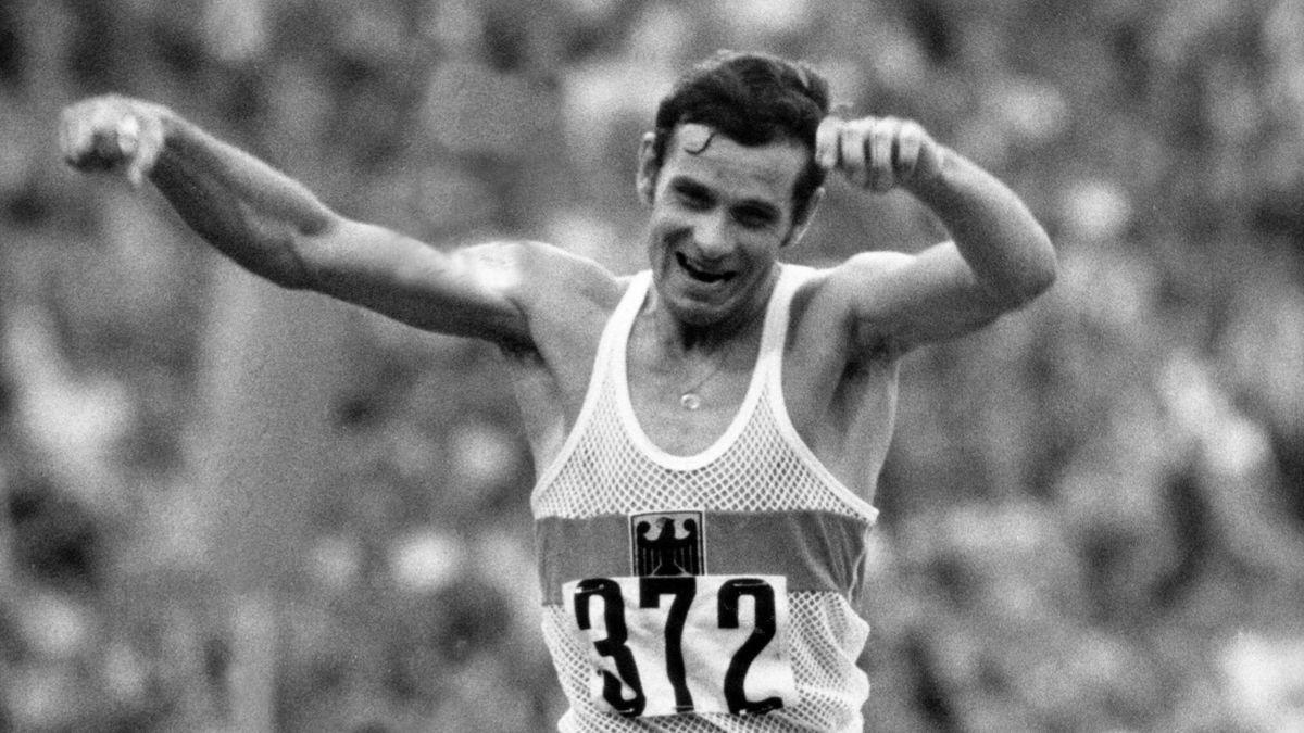 Bernd Kannenberg, Olympiasieger 1972 in München