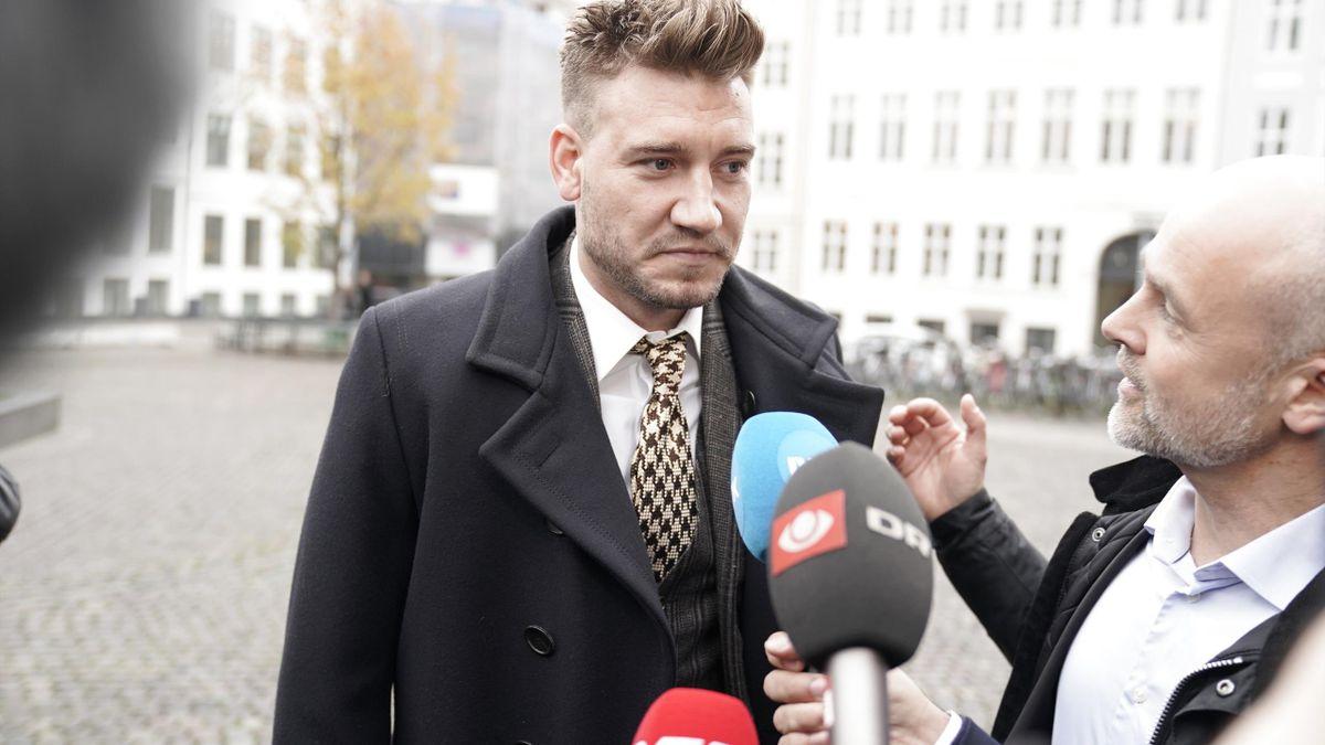 Ab Januar muss Nicklas Bendtner eine Fußfessel tragen