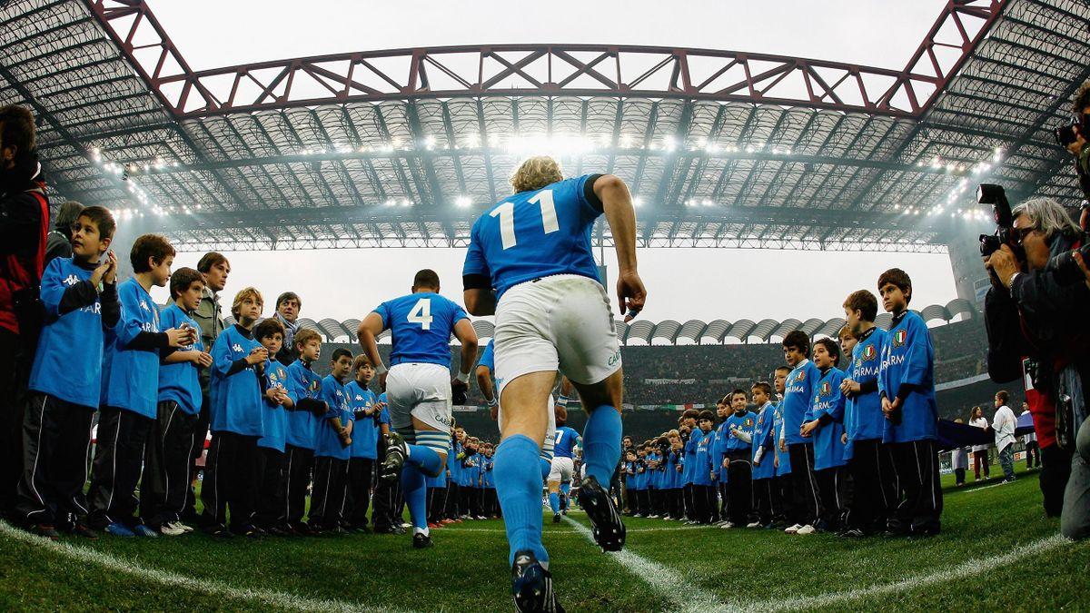 Italy-New Zealand 2009