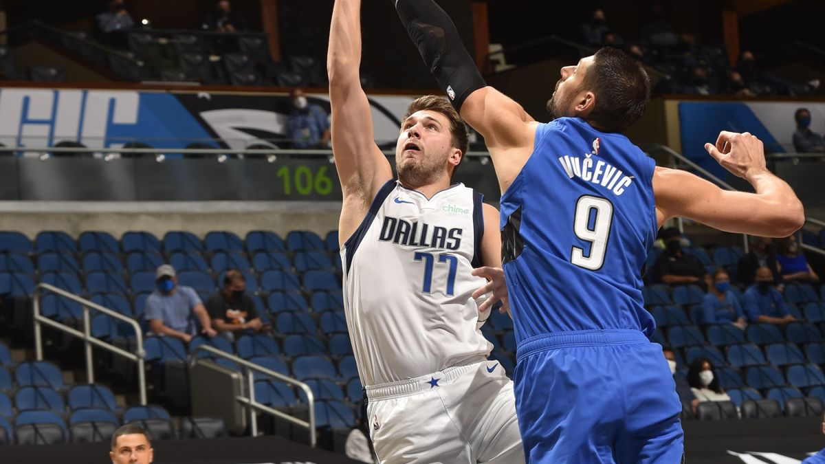 Mavericks Dallas Orlando Magic Resumen Y Resultado Estadisticas Doncic Eurosport