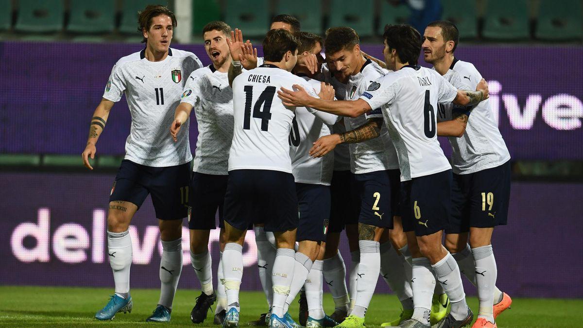 Italia-Armenia - Euro 2020 qualifier - Getty Images