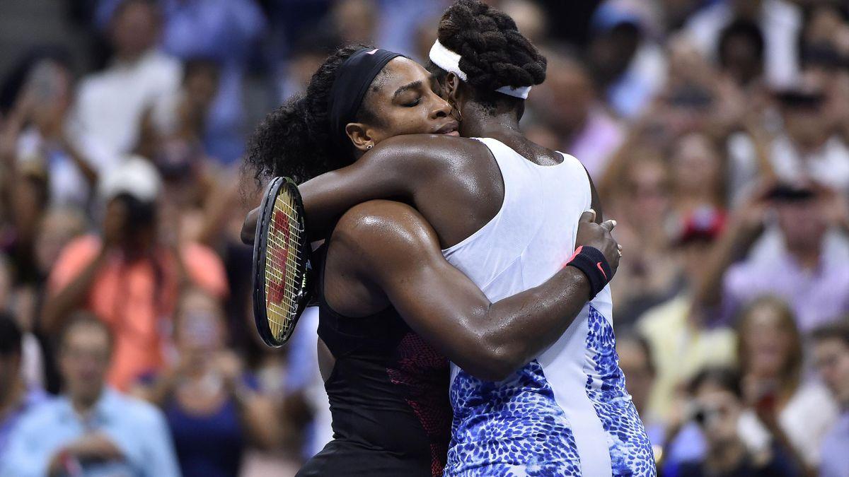 Serena et Venus Williams.
