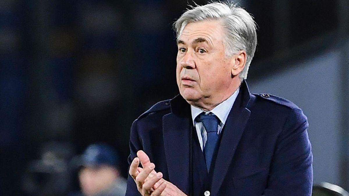 Carlo Ancelotti zu Everton?