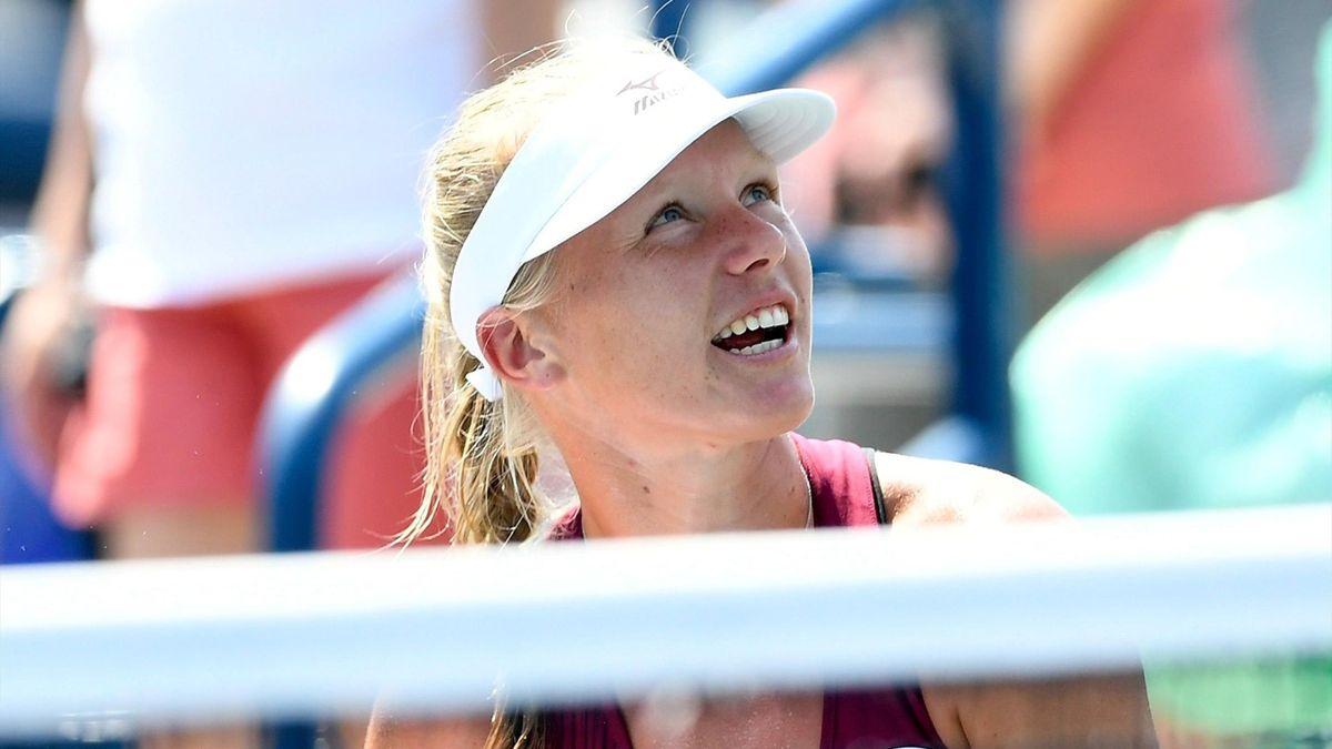 Kiki Bertens US Open