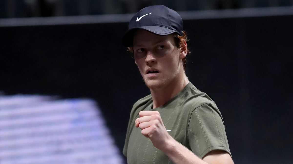 Jannik Sinner, ATP Colonia, Getty Images