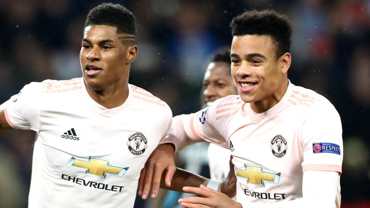 Marcus Rashford și Mason Greenwood sunt printre jucătorii nominalizați pentru premiul de cel mai bun tânăr din Premier League