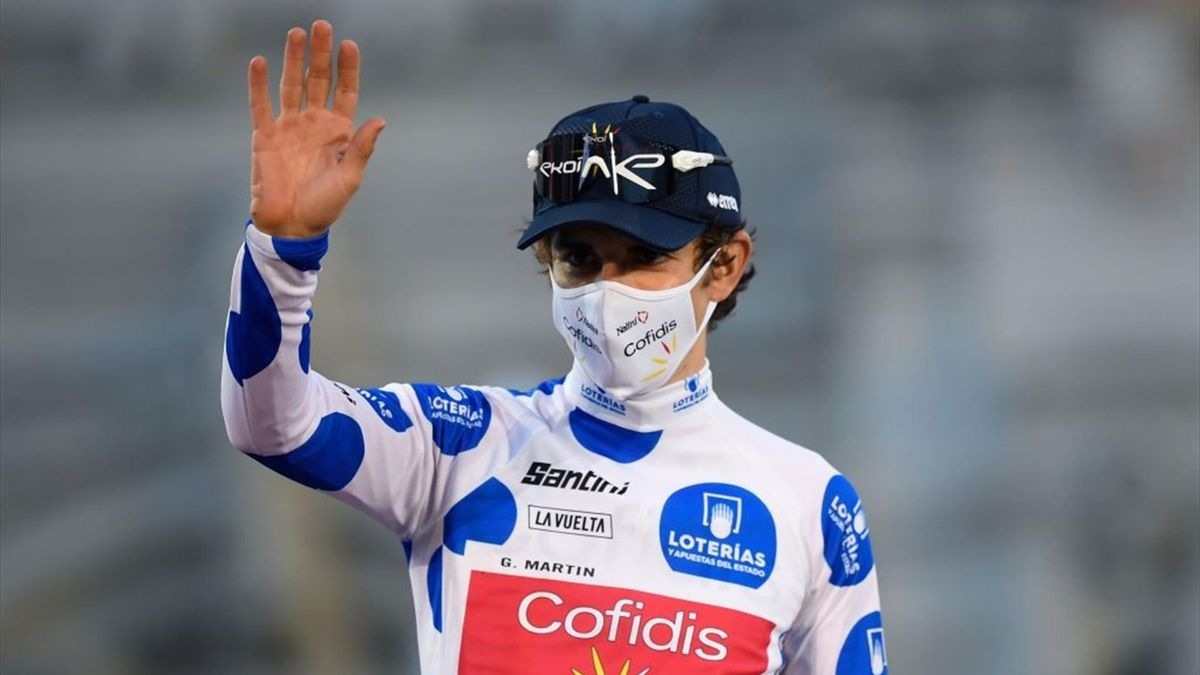 Guillaume Martin - Vuelta 2020, stage 18 - Getty Images