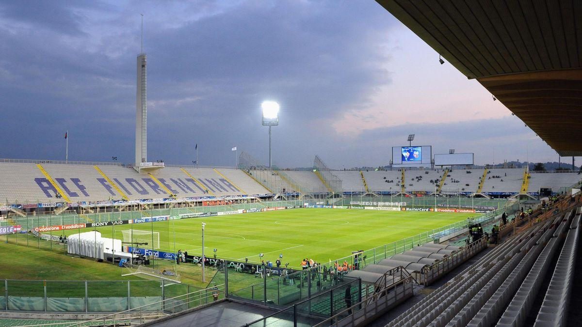 Stadio Artemio Franchi, Fiorentina Stadium, Florence