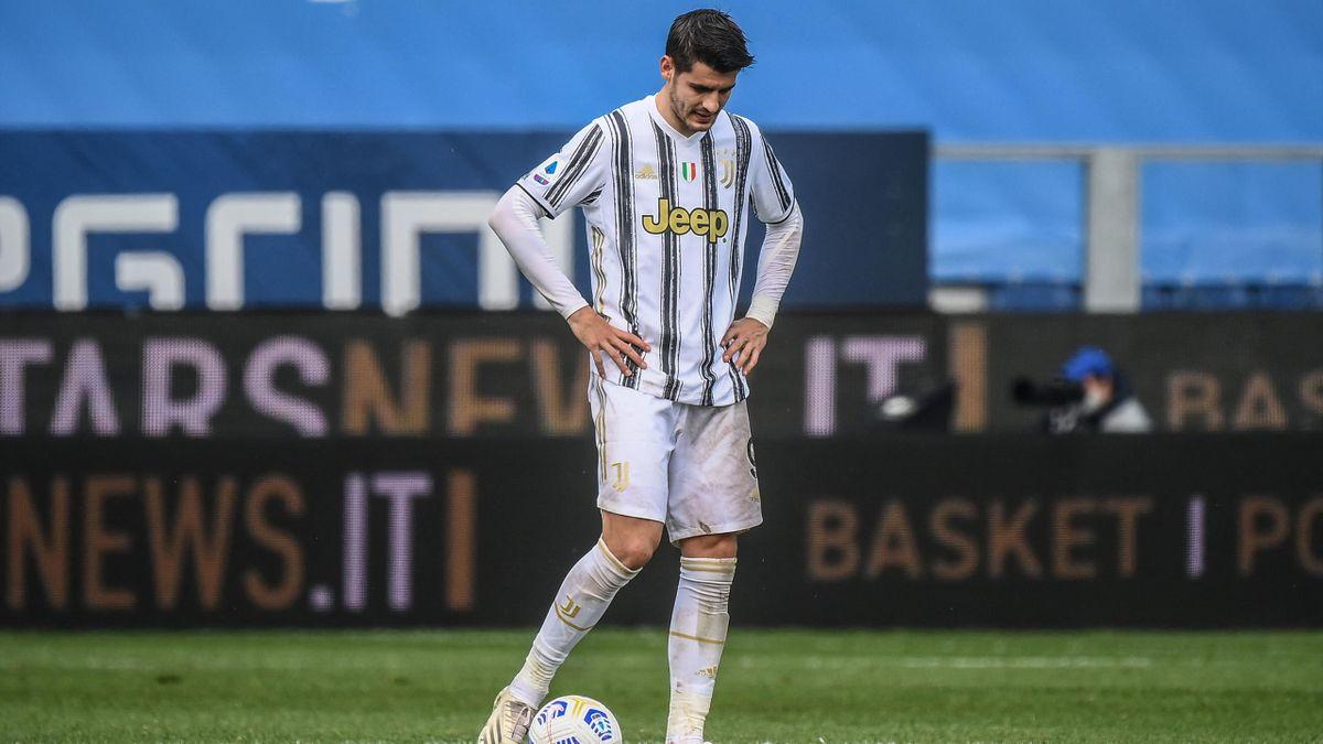 Serie A, Atalanta-Juventus 1-0, pagelle: Malinovskyi decisivo, Morata  bocciato, de Ligt è un muro - Eurosport