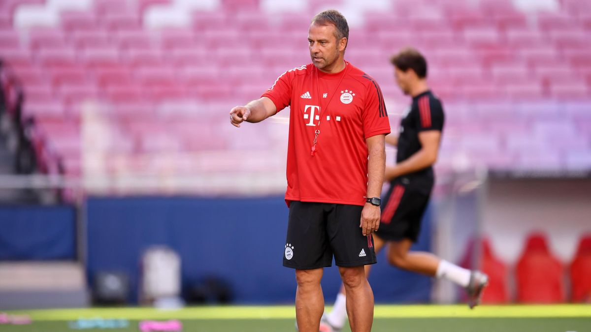 Hansi Flick - FC Bayern