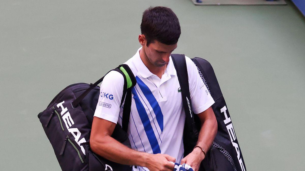 Novak Djokovic, descalificat de la US Open 2020
