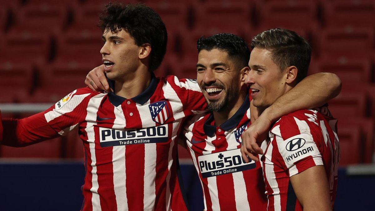 Atletico Madrid-Valencia Liga 2020-21