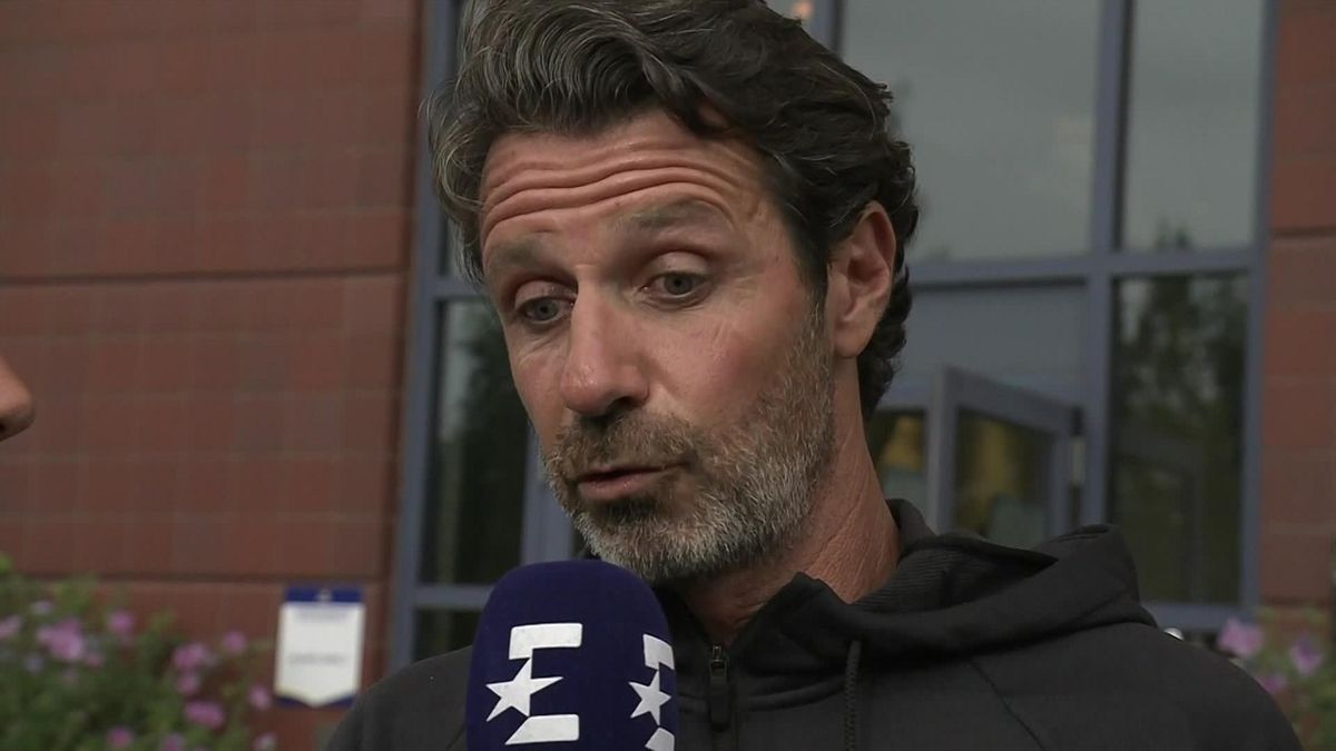 US Open: ITW Mouratoglou