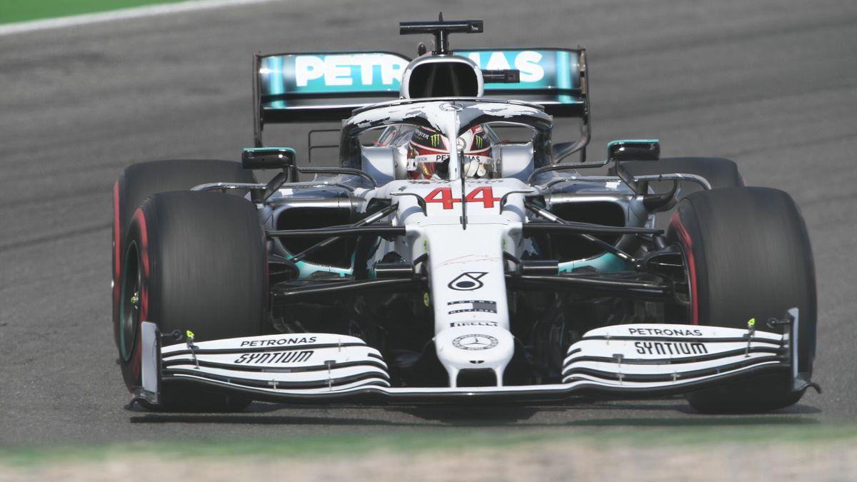 Lewis Hamilton (Mercedes) - GP of Germany 2019