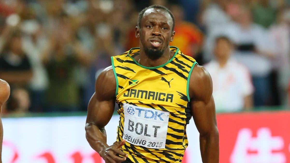 Superstar Usain Bolt