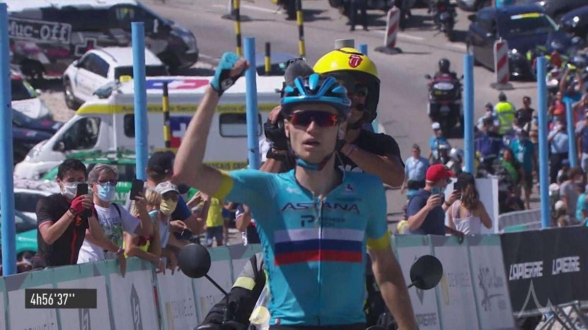 Mont Ventoux - Denivel Challenge : Finish