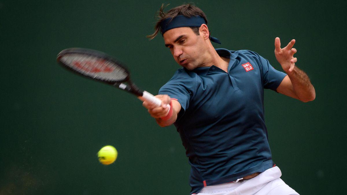 Trois sets pour une défaite : Le résumé du retour de Federer sur terre battue