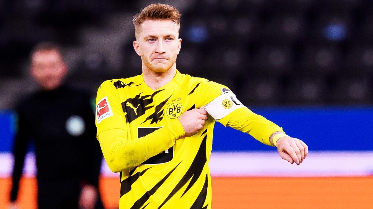 BVB-Kapitän Marco Reus