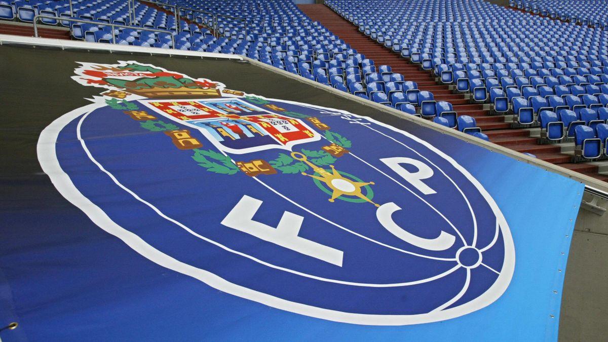 Le logo du FC Porto.
