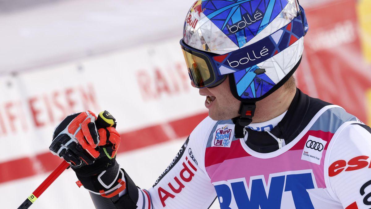 Alexis Pinturault a remporté les deux géants d'Adelboden 2021