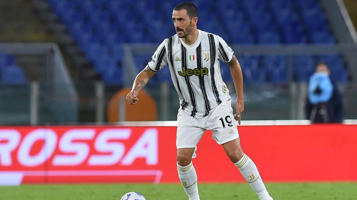Leonardo Bonucci von Juventus Turin