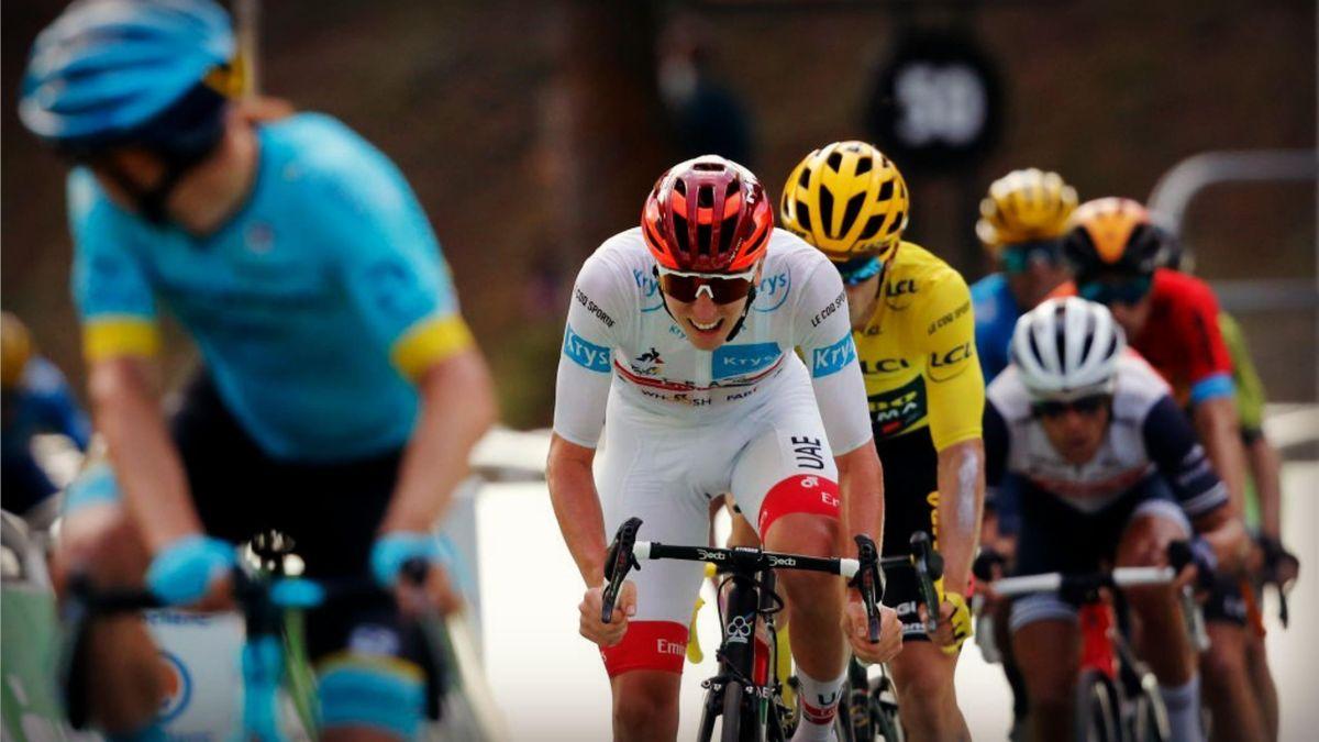 Pogacar, Roglic... Le Tour va vite, très vite cette année. Trop ?
