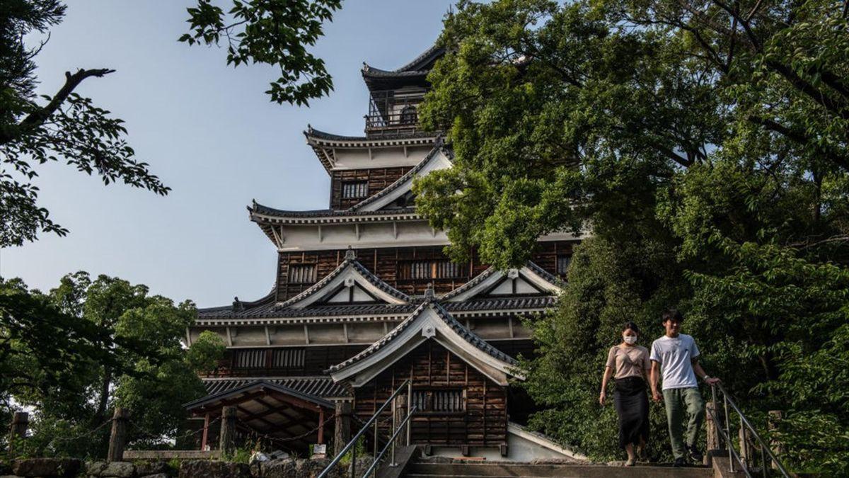 Хиросима спустя 75 лет после атомной бомбардировки