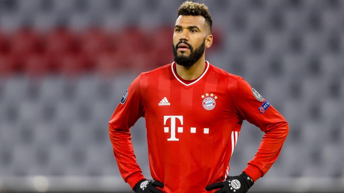 Eric Maxim Choupo-Moting, l'attaquant du Bayern Munich.
